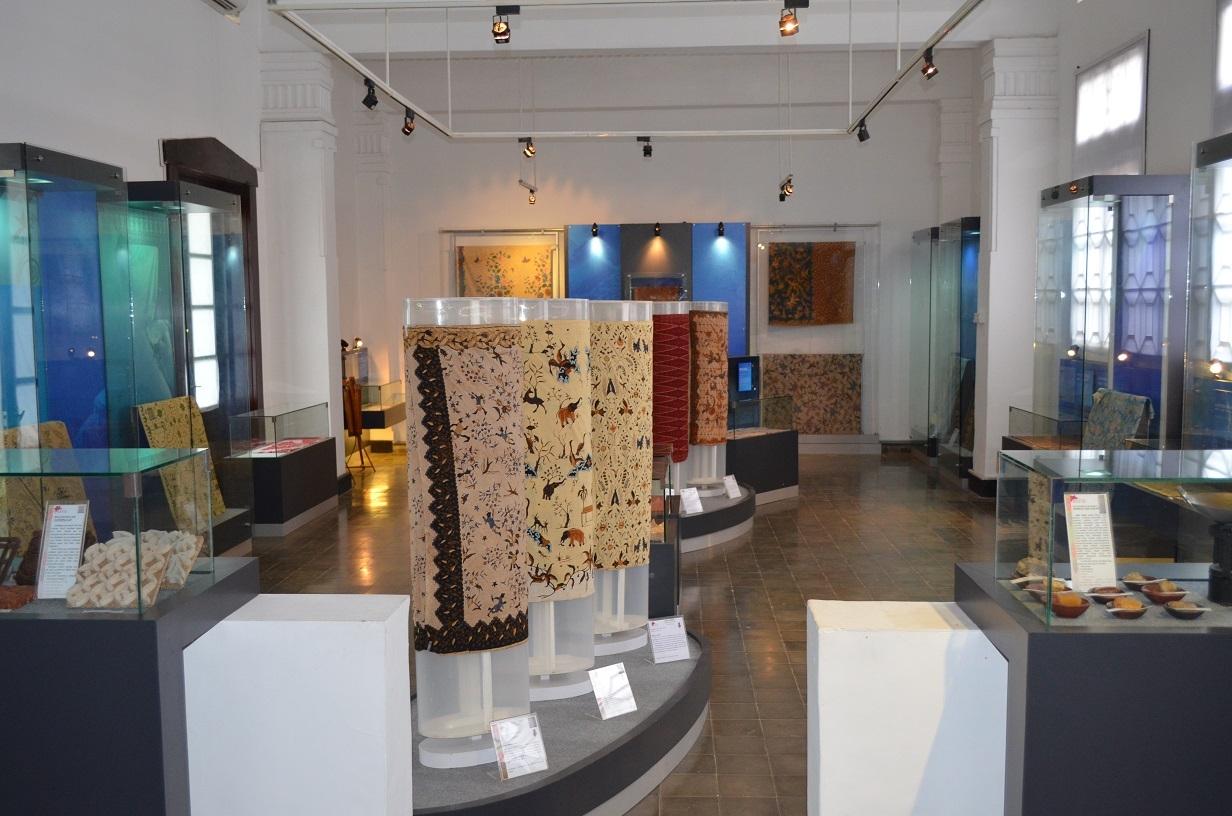 Yuk Belajar Membatik di Museum Batik Pekalongan!